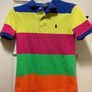 Boys Polo Ralph Lauren size 8 shirt